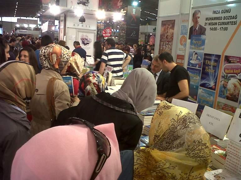 İzmir Kitap Fuarı 2012